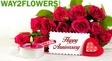 Anniversary-flower