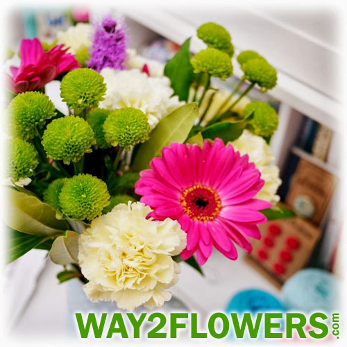 Online flowers Delivery by Way2flowers.com