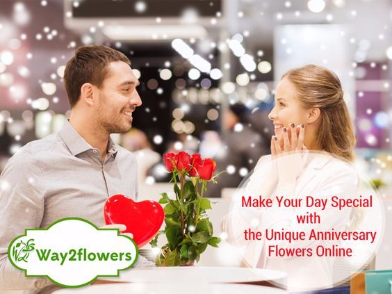 Anniversary Flowers Online